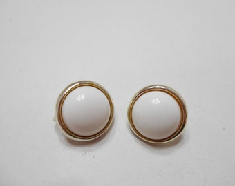 Vintage Sarah Coventry Anything Goes Clip Earrings (6544)