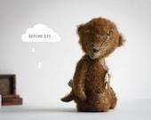 SALE 25% OFF PDF Sewing Pattern Teddy Bear Efim Instant Download Digital