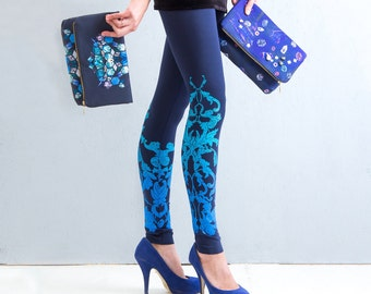Chinese Porcelain - leggings