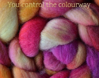 ROVING Spinning Book - Roving (Combed Top) Tutorial - Handspinning Pattern