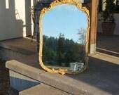 Mirror / Carved Ornate Mirror / Decorative Mirror