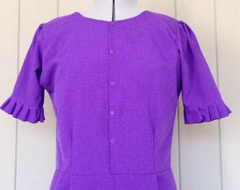 AMISH DRESS ( AUTHENTIC ) - Mennonite Dress, Amish, Costume, Halloween Costume, Womens Dress, Musical Dresses, Church Dresses, Historical