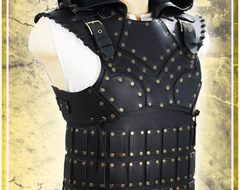 LARP Scoundrel Armor