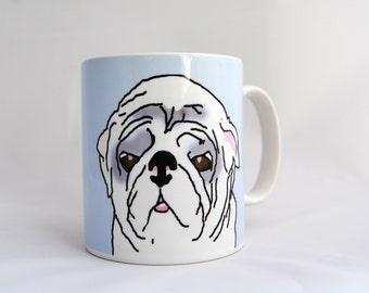 Walrus Pug Mug