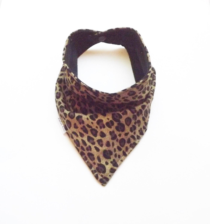 bandana scarf bib baby bibdana cheetah scarf bibdana