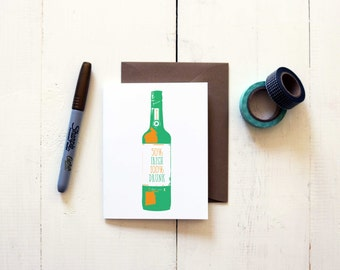 St. Paddy's Day Card