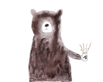 Monday Morning Bear