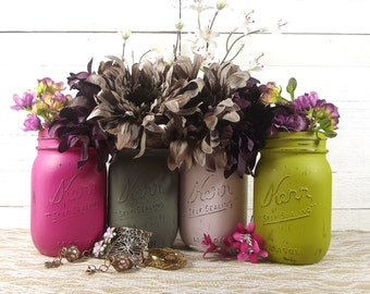 Wedding Decoration Ideas, Summer Wedding, Rustic Wedding Decor, Mason Jar Wedding, Wedding Center Pieces for Tables, Rustic Centerpiece