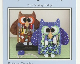 Handy Who! Sewing Buddy Pattern by Susie C. Shore Designs (ST1232)