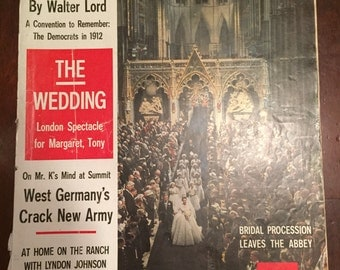 Royal Wedding 1960