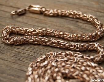 Unique Custom made Gold Chain