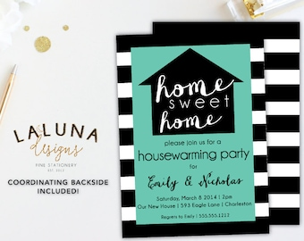 Housewarming Party Invitation Housewarming Invitation