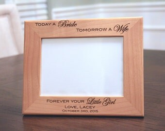 Father of the Bride Gift, Father of the Bride, Father of the Bride Frame, Father of Bride Gift, Father Daughter, Father Daughter Frame