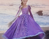 LIMITED EDITION Couture Rapunzel Tangled-Inspired Costume