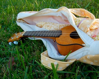 Ukulele Gig Bag Case
