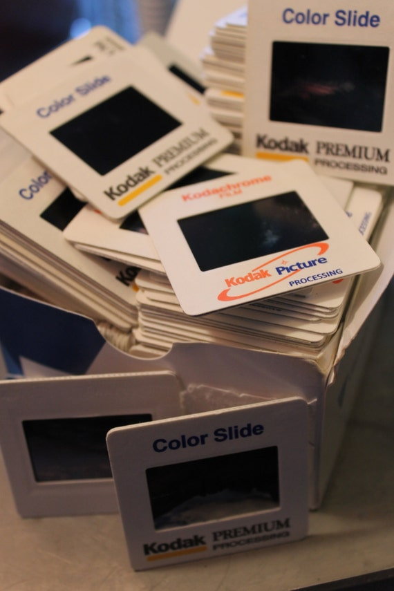 Color Slides Of New York City April 1979: RESERVED For Ryan: Kodak 35mm Color Slides Random Vacation