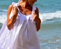 Silk Bridal Nightgown Silk lingerie Silk Sleepwear