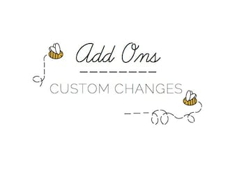 Custom Changes