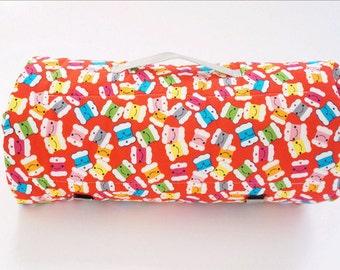 LIMITED EDITION - Organic Nap Mat - Squishy Marshmallows