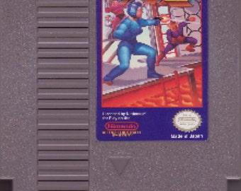 Mega Man 2 NES Game