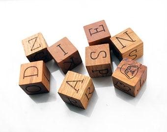 Wood blocks, baby blocks, letter blocks, kids blocks, custom letter blocks, custom blocks, wood letter blocks, toy blocks, educational toys