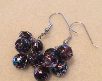 Multicolored Handmade Earrings