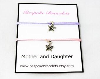 Mother and daughter bracelets | Mother bracelet | Daughter bracelet | Bracelet Gift | Mother gift | Daughter gift | Bracelet set