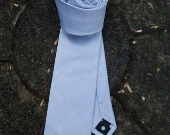 The Chambray Tie