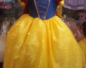 Snow White Princess Dress toddler children