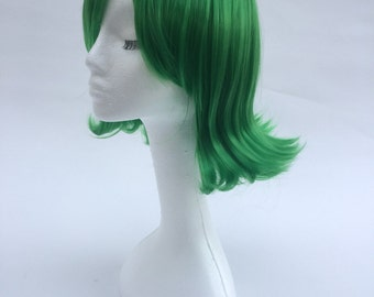 Disgust Wig inspired Inside Out green short Wig halloween wig Joy Costume sad costume sadness wig