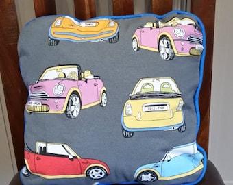 mini car cushion