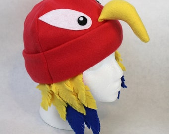 Parrot Hat (Baby, Child, and Youth Sizes)