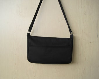 Small black purse