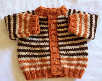 Autumn Infant Sweater