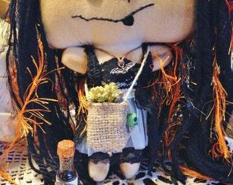 Shabby Charlotte Doll - Mimi