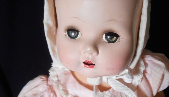 Antique Large Doll ~ Aurora Borealis: Crown