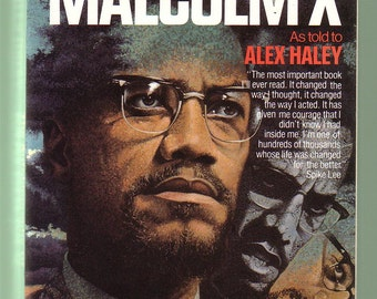 an analysis of the autobiography as told to alex haley The autobiography of malcolm x as told to alex haley (pdf) a biography of one  of the most  summary of the book through a life of passion.