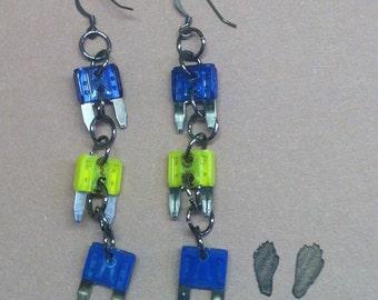 Mini Fuse Earrings - Vault
