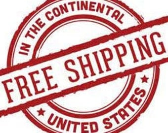 "All ""Slippers"" Ship Free in the United States"