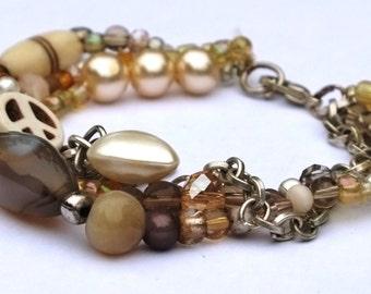 Bracelet 'Sahara' (Sundance style jewelry)