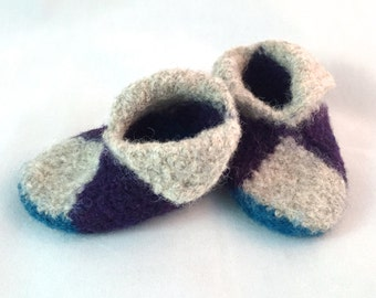 Baby Booties, 3-6 month. Norwegian Slippers