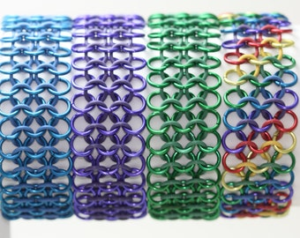 Vambracelets! The Original, available in colors of your choosing.