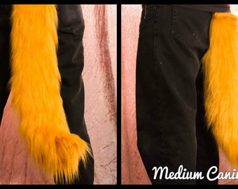 Medium Canine Tail *Any Color*