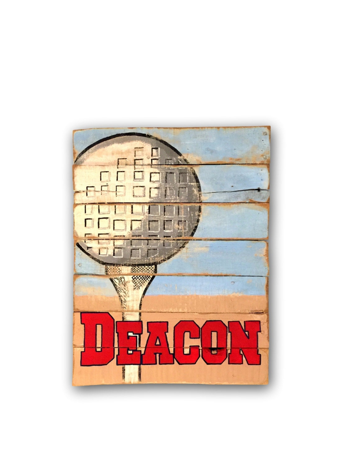 Golf wall art sports decor vintage golf sign for Vintage basketball wall art