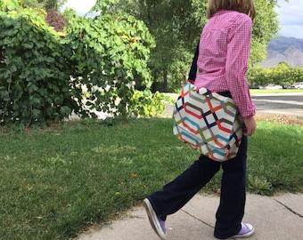Colorful Messanger Bag
