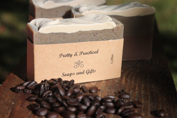 Handmade soaps~Coffee Soap