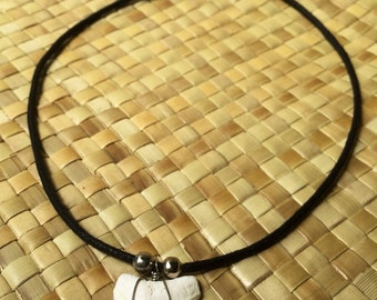100% real shark tooth Necklace handmade pendant
