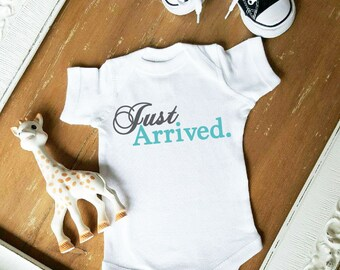 Just Arrived Customize Colors Baby Neutral Bodysuit by Simply Chic Baby Boutique