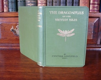 DRAGONFLIES of the BRITISH ISLES
