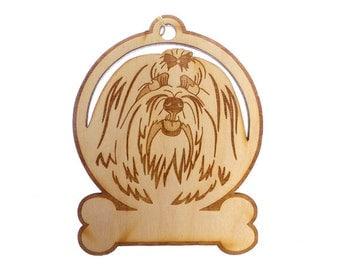 Maltese Ornament - Maltese Ornaments - Maltese Gift - Maltese Gifts - Maltese Memorial - Personalized Free